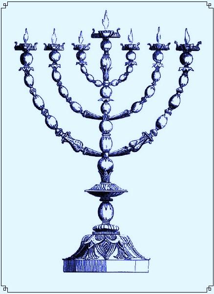 Svećnjak ima sedam lampi, sedam crkava