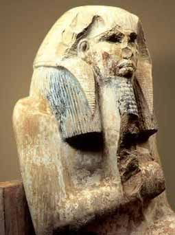 Imhotep, Stub Nauka, Kralj Zoser