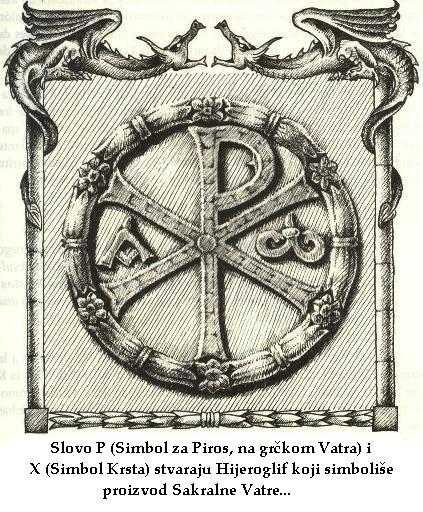 Stari simbol za Hristosa