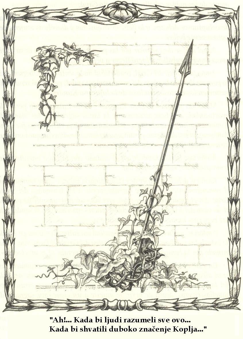 Ezoteričko Koplje, Arhetip