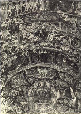 Danteovi paklovi, Dante Aligeri, pakao