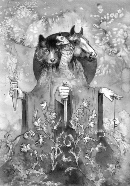 Psihološka Smrt, Hekate- Boginja Smrti