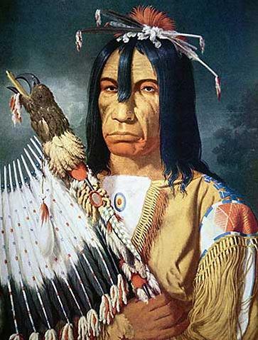Indijanac Kri (Cree)