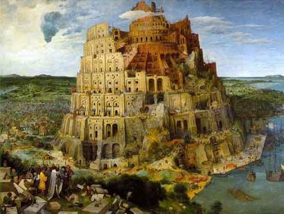 Babelov toranj, Egoička Pamet