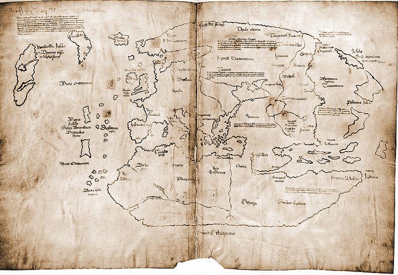 Mapa Atlantide
