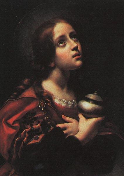 Maríja Magdalena, Carlo Dolci