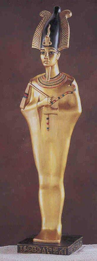 Osiris, Oscar Uzcategui: Sećanja tebanskog sveštenika, Pogl. 1. Jutarnja Molitva