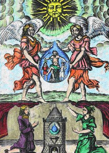 Alhemija, Arka alijanse