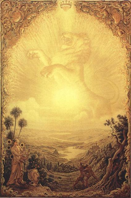 Zodijak - Slika Znak Lava