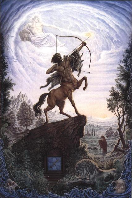 Zodijak - Slika Znaka Strelca
