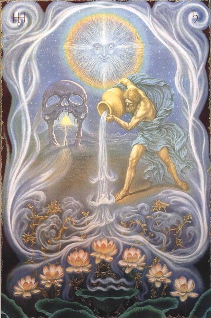 Zodijak - Slika Znaka Vodolija